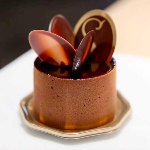 焦糖布丁巧克力慕斯配方评测