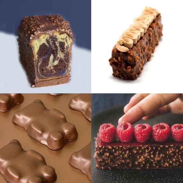 巴黎网红店La Chocolaterie店售产品合集10款