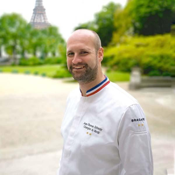 【法式甜点】2019MOF双料世界冠军Thomas15天大师课