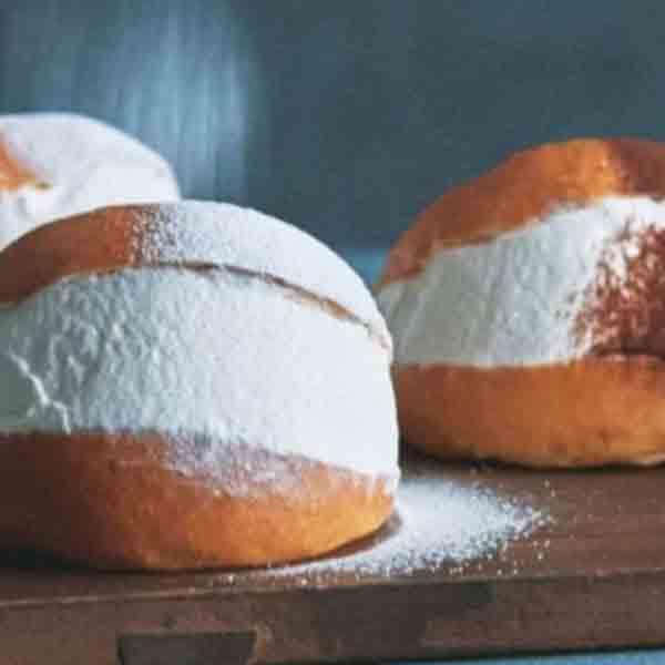 2021日本网红-意大利胖丁奶油面包
