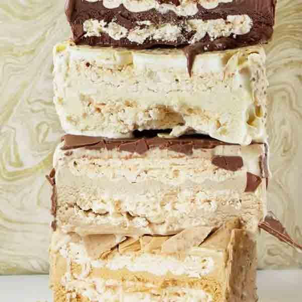 Hugo Victor甜品店今夏爆款--黑巧蛋白霜冰淇凌蛋糕